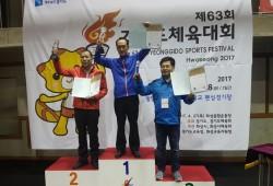 2017년경기도체육대회 개인,종합 우승